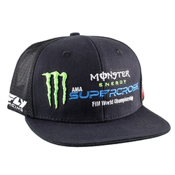 Monster Energy Supercross Big 2 Cap