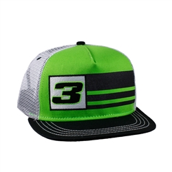 Eli Tomac Supercross 3 Bar Cap Youth