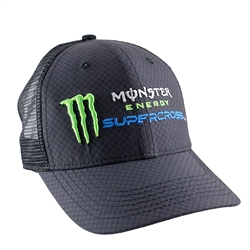 Supercross Checkered Hat