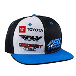 Supercross Big 3 Youth Cap