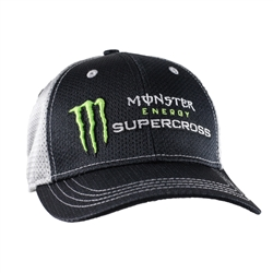 Supercross Athletic Mesh Cap