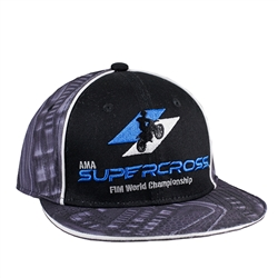 Youth Supercross Track Side Cap