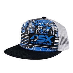 Youth Supercross Gatedrop Cap