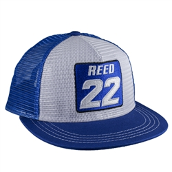Reed22 Plate Youth Cap