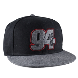Roczen94 Grey Bill Cap