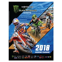 Monster Energy Supercross 2018 Yearbook
