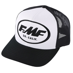 FMF White Origins Hat