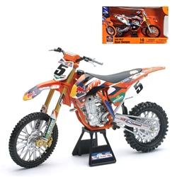 1:6 Dungey Champ Dirt Bike