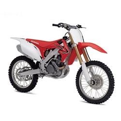 1:12 Honda Dirt Bike