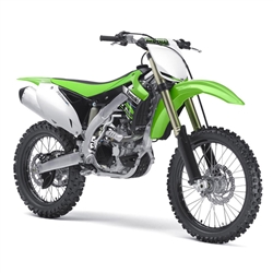 1:6 Kawasaki Dirt Bike