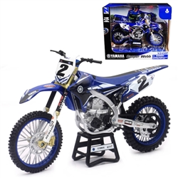 1:12 Cooper Webb Dirt Bike