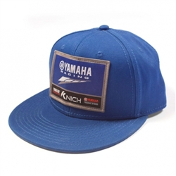 Blue YAMAHA Team Cap
