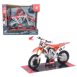 1:12 Cole Seely Dirt Bike