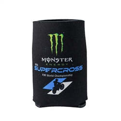 Monster Energy Supercross Can Sleeve