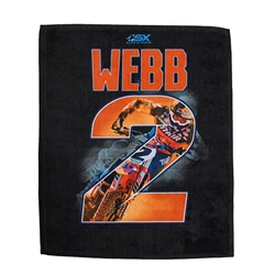 Webb Rally Towel