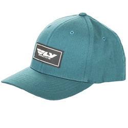 Fly Deep Teal Stock Hat