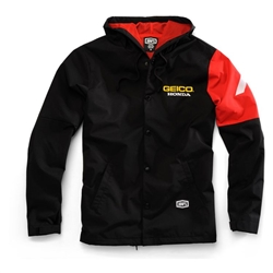 Geico Honda Flux Hooded Jacket