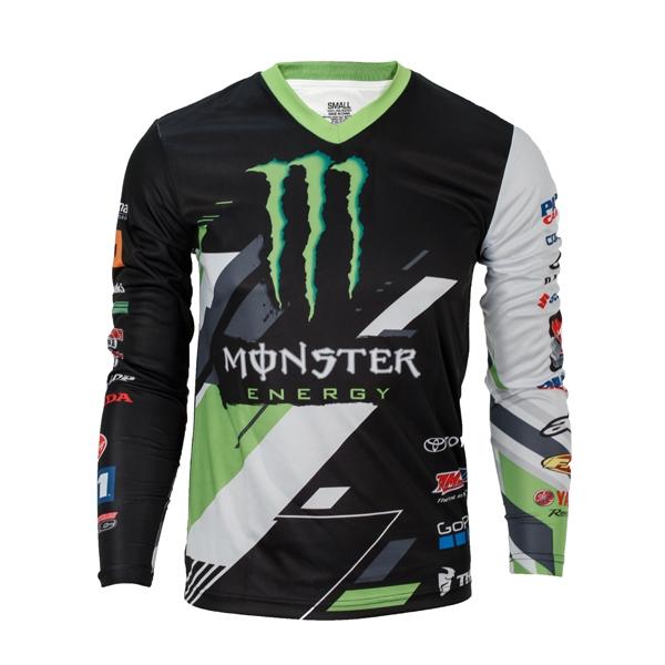 Monster Energy Supercross Jersey e15ca49cb