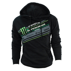 Monster Energy Supercross Patron Hoodie