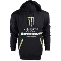Monster Energy Supercross Armor Hoodie