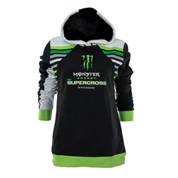 Monster Energy Supercross Factory Ladies Hoodie