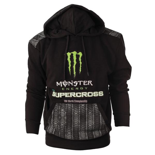Monster energy hoodie