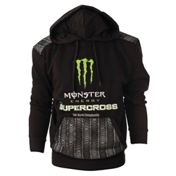 Monster Energy Supercross Tread Hoodie