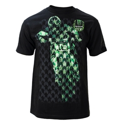 Monster Energy Cup 2016 Chevron Tee