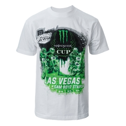 Monster Energy Cup Holeshot Tee
