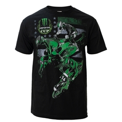 Monster Energy Cup 2016 Triple Rider Tee