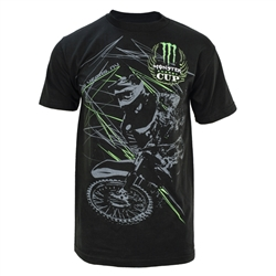 Monster Energy Cup Rider Tee