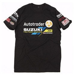 JDR Race Team 2018 Tee