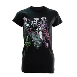 2019 Ladies Monster Energy Cup Tee