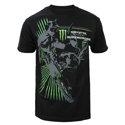 Supercross Burst Tee