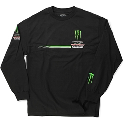 Pro Circuit Monster Energy Team Long Sleeve Tee