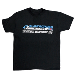 Youth 2019 Supercross Futures Tee