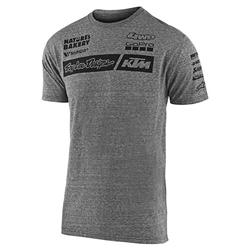 TLD KTM 2020 Team Grey Tee