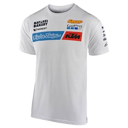 TLD KTM 2020 Team White Tee