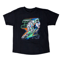 Monster Energy Supercross Tomac Podium Youth Tee