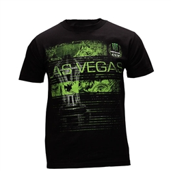 Monster Energy Cup Vegas Bar Tee