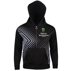 Monster Energy Supercross System Hoodie
