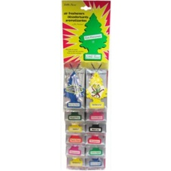 LITTLE TREE AIR FRESHENERS STRIP 48 COUNT