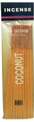 JUMBO INCENSE COCONUT 50 COUNT