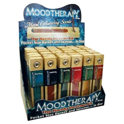 Moodtherapy Mini Incense Kit 36 Count