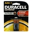 Duracell AAA 2 Batteries 12 Count