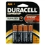 Duracell AA 4 Batteries 12 Count