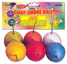 SMOKE BALLS 6 PACK 12 COUNT