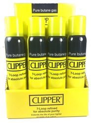 Clipper 2.65 oz 7 loop refined Butane 12 Count