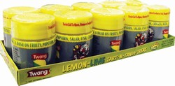 TWANG LEMON-LIME SHAKERS 10 COUNT