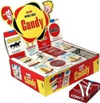 WORLD'S KING SIZE CANDY CIGARETTES 24 COUNT